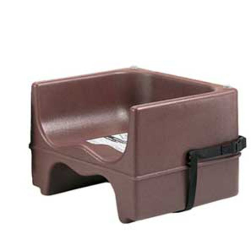 Cambro Booster Dual Seat With Strap 4 Pack Green