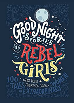 Good Night Stories Hardcover Book For Rebel Girls