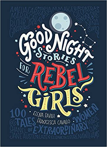 Good Night Stories for Rebel Girls Vol 1: Simon & Schuster Canada:  0642688063955: Books - Amazon.ca