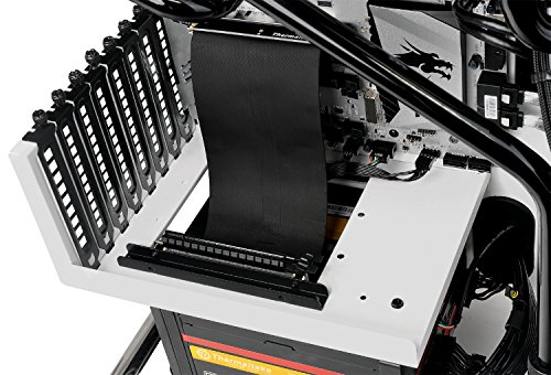 Thermaltake TT Gaming PCI-E x16 3.0 Black Extender Riser Cable 200mm AC-053-CN1OTN-C1
