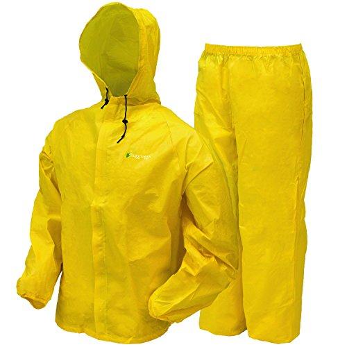 frogg toggs Men's Waterproof Ultra-Lite2 Suit