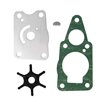 Water Pump Impeller Kit Replacement for Suzuki Outboard Motors Parts 17400-98652