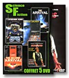 Coffret Science-Fiction : The Arrival / The Second Arrival / Scanners / Mars 2056 / Maximum Overdrive