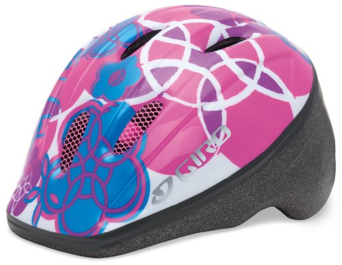 Elements Helmet (Giro Me2 Infant/Toddler Bike Helmet (White/Pink Elements, Universal Infant Fit))