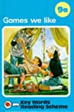 Games We Like, Ladybird Books Staff, 072140555X