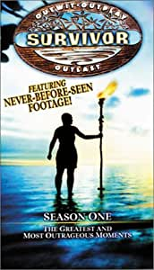 Survivor - Season One: The Greatest and Most Outrageous Moments [VHS]