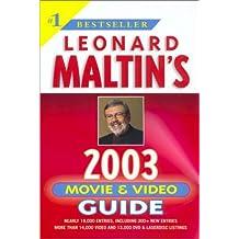 Leonard Maltin's Movie and Video Guide 2003