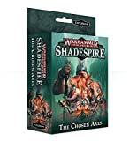 Games Workshop The Chosen Axes Warhammer Underworlds: Shadespire Expansion