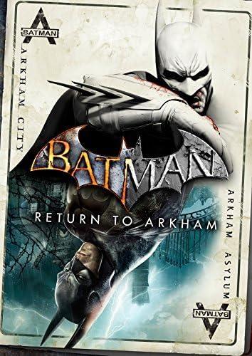 Batman: Return to Arkham Poster by Batman: Return to Arkham