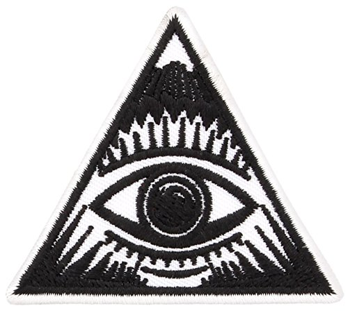 Grindstore Targhetta vivigade toppa Mystical Eye