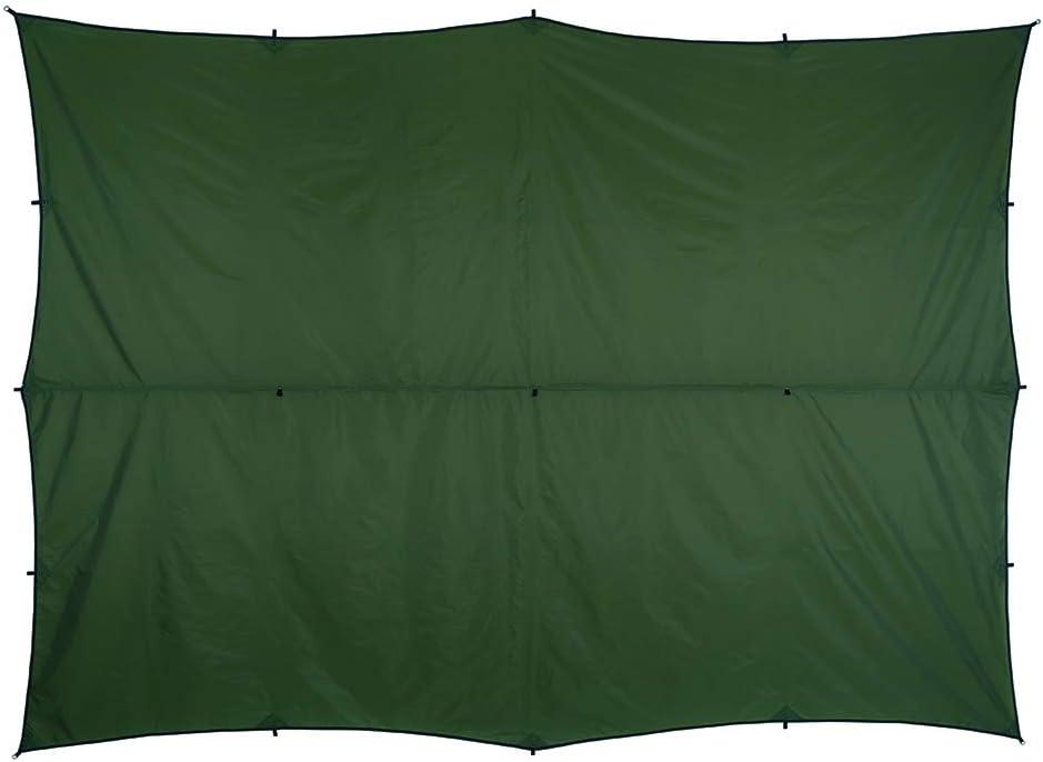 OneTigris Bulwark All Season Camping Tarp 4m by 3m