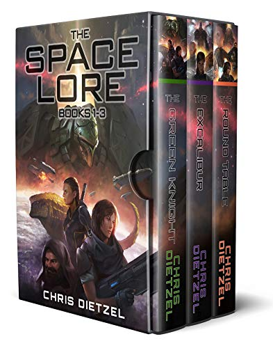 The Space Lore Boxed Set: Space Lore Volumes 1-3 (Box Watch Chris)