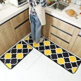 Kitchen Rugs and Mats Cushioned Anti Fatigue