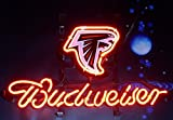 Desung Brand New 14''x10'' B udweiser Beer Sports Team AF Neon Sign (Various sizes) Bar Pub Man Cave Business Glass Neon Lamp Light DF40