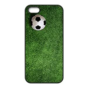 Football Field iPhone 4 4s Cell Phone Case Black K3963570