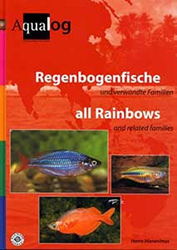 AQUALOG: All Rainbows and Related Families (English and German Edition)