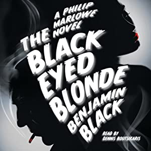The Black Eyed Blonde Audiobook