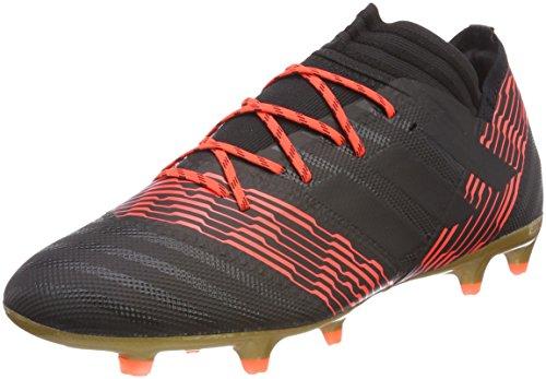 adidas Herren NEMEZIZ 17.2 Fg Cp8970 Fußballschuhe Mehrfarbig (C Black C Black S O L Re D)