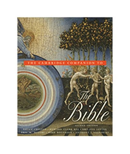 The Cambridge Companion to the Bible (Companions to Religion)
