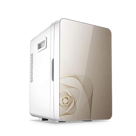 JU FU Mini Nevera Refrigerador de auto-20L Mini refrigerador ...