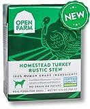 Open Farm Homestead Turkey Rustic Stew 12.5 Ounce