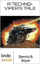 G.I. JOE: A Techno-Viper's Tale (Kindle Worlds Short Story)