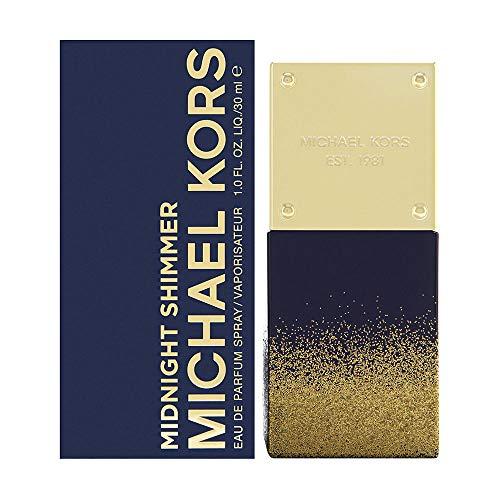Michael Kors Midnight Shimmer Eau de Parfum Spray for Women, 1 Ounce ()