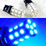 7440 led bulb blue - Classy Autos Blue LED Bulbs 24-SMD 7440 Reverse Backup Light