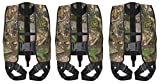 Hunter Safety System Youth HSS-8 Safety Harnesses, Realtree, Youth (Pack of 3)