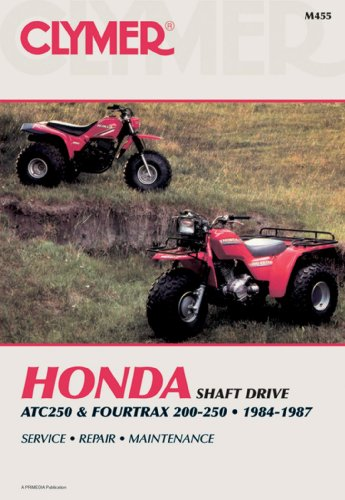 M455 MANUAL HON ATV TRX 200-250 ()