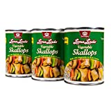 Loma Linda Vegetable Skallops (20 oz.) (Pack of 3)