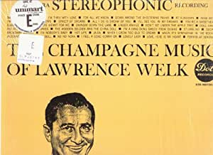 [LP Record] The Champagne Music of Lawrence Welk