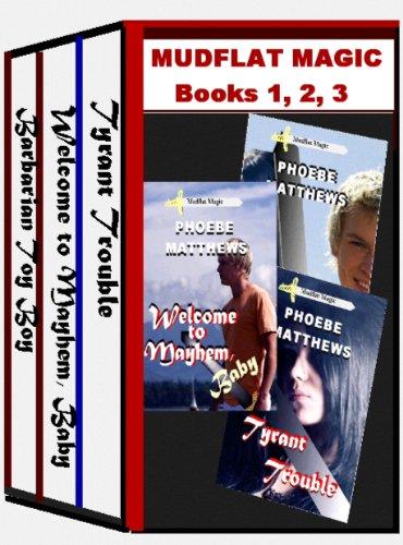 Mudflat Magic, Books 1, 2, 3