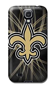 DIY New Orleans Saints Cell Phone Hard Case Fit For samsung galaxy s4 i9500 i9505 i9502