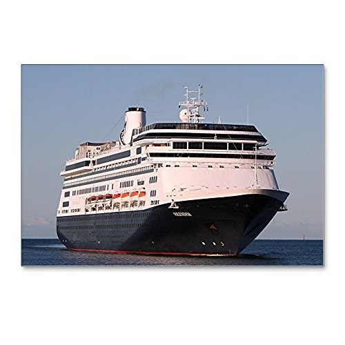 Postcards Ocean Liners - CafePress - Cruise Ship 6: Volendam - Postcards (Package of 8), 6