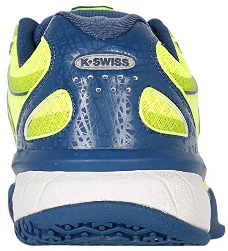 K-Swiss Ultra-Express Omni N Zapatillas, Hombre amarillo / azul