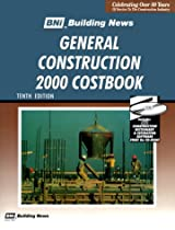 Building News General Construction Costbook with CDROM