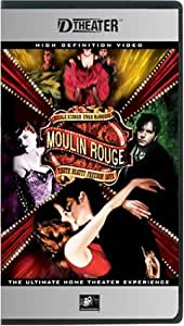 Amazoncom Moulin Rouge! Bluray Nicole Kidman Ewan