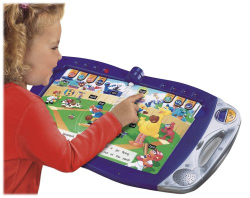 Fisher-Price PowerTouch Learning System by None