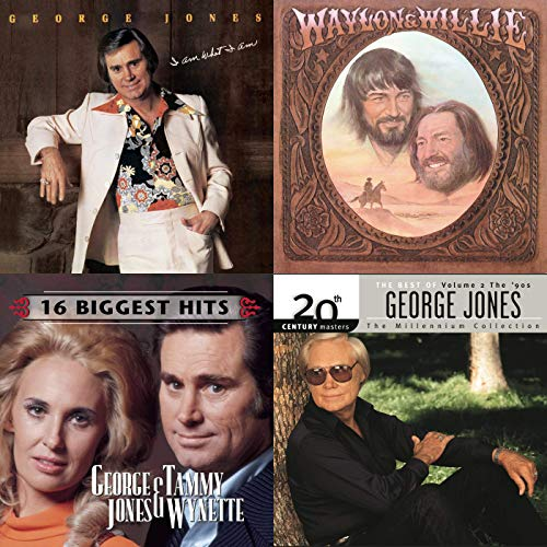 George Jones and More