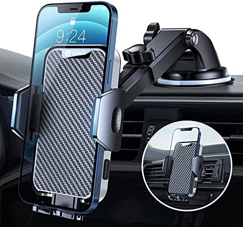 [Premier] andobil Car Phone Holder Mount [Durable...