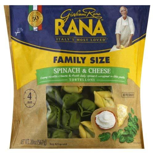 Giovanni Rana Spinach Cheese Tortellini 20 oz
