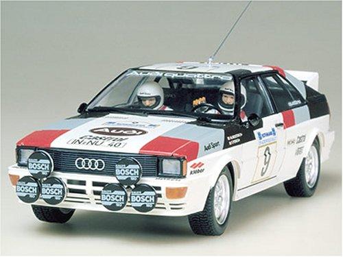 タミヤ 1/24 スポーツカーシリーズ アウディクアットロラリー B00061HIYY