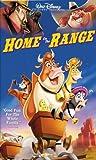 Home on the Range [VHS]