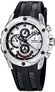 Festina Chrono Bike Men's watch Carbon elements