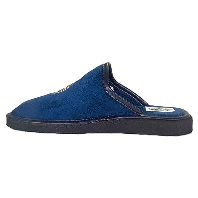 Andinas 78990 Real Madrid, Zapatillas de Andar por casa para Hombre Talla: 46: Amazon.es: Zapatos y complementos