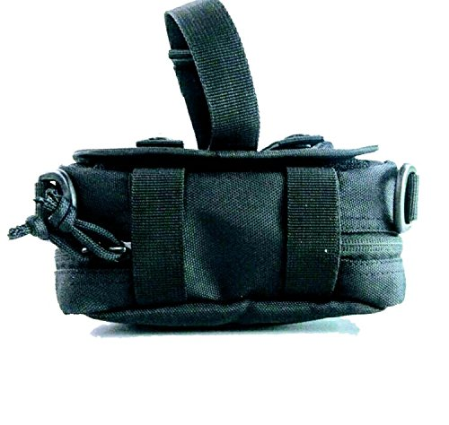 Survival Kit Utility Kit Best EDC Bag Pack ACW Macgyver Ultimate (AWC Empty Bag IN COLOR BLACK, Standard BLACK COLOR) by ACW Tactical USA (Image #2)