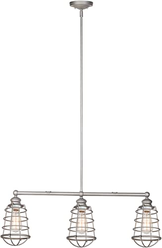 Design House 519744 Ajax 3 Light Pendant