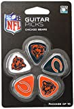 NFL Chicago Bears Guitar Pick (10-Pack), 1-Inch x 1-3/16-Inch, Blue