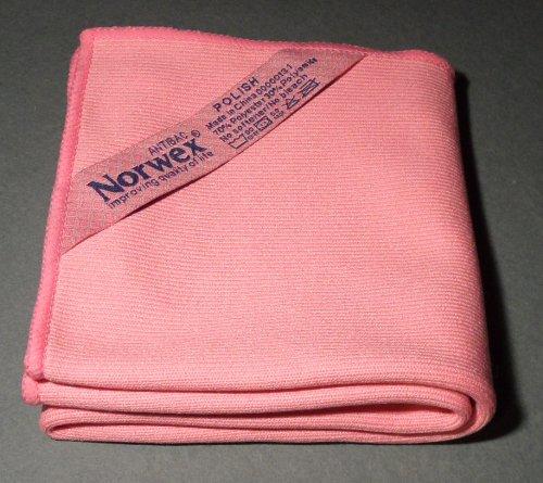 Norwex Cleaning Cloth Glass: Norwex Microfiber Window Polishing Cloth Antibacterial